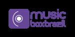 Logo Music Box Brasil